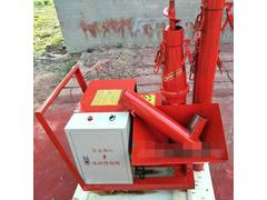 二次方构造浇筑泵