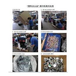 废布料销毁苏州服饰销毁公司积压淘汰服装衣物销毁服务区域