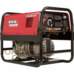 280A永磁汽油发电焊机
