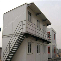 九江集装箱板房 新款集成不锈钢房屋