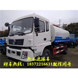 热水保温车-8吨10吨12吨保温拉热水车生产厂家