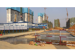 918博天堂钢铁与楼房建筑工地合作