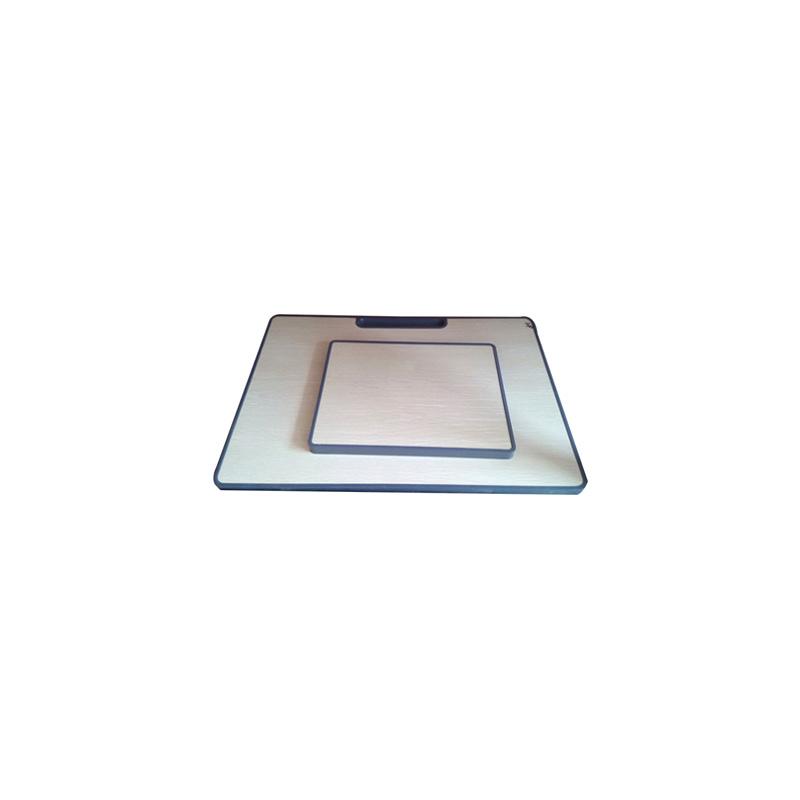新型环保注塑封边板 多层课桌椅面板