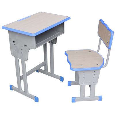 雙柱課桌椅