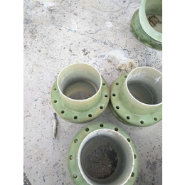 厂家供应玻璃钢管件 异形 双法兰弯头 法兰管件 变径管件