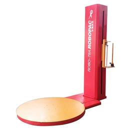佛山南庄罗博派克托盘全自动PE裹包膜裹包机易于操作使用