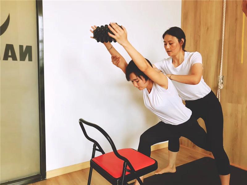 瑜伽培训私教