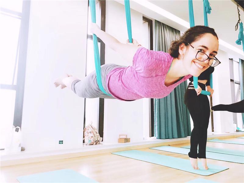 瑜伽精进培训
