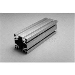 工业铝合金型材双槽
