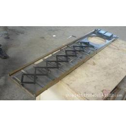 陕西拉簧防护罩、奥兰机床附件盖板、导轨拉簧防护罩
