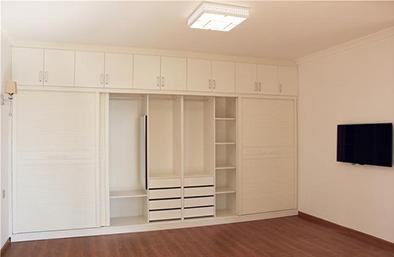 大衣柜整体推拉移门衣柜卧室简易衣橱衣柜bwin体育