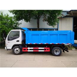 5方污泥运输车-能装5方运输含水污泥车价格