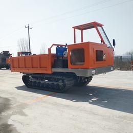 水田履带式运输车解决您运输难题 橡胶履带运输车厂家直销