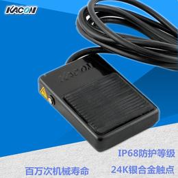 供应凯昆MX1S122508A小型带线钢板制脚踏开关