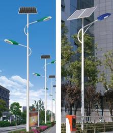 别墅太阳能庭院灯-二塘乡太阳能庭院灯-风光互补路灯欧可光电