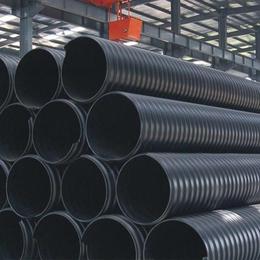 PE钢带增强波纹管-邯郸钢带增强波纹管-山东中大塑管管材缩略图