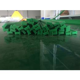 亳州供应 输送机械导轨耐磨条 高分子聚乙烯衬条 防护防撞条