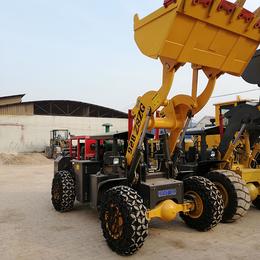 矿山矿井专用定做井下装载机尺寸小动力足