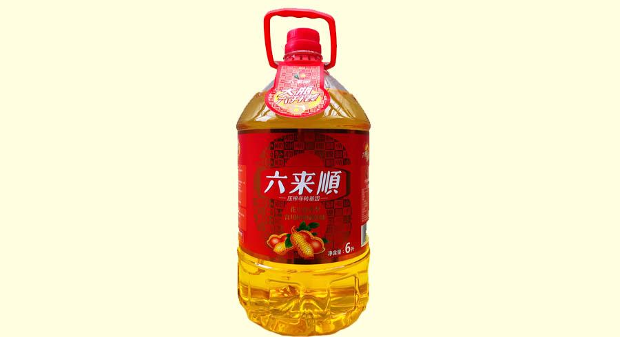 六来顺-花生浓香型食用植物调和油