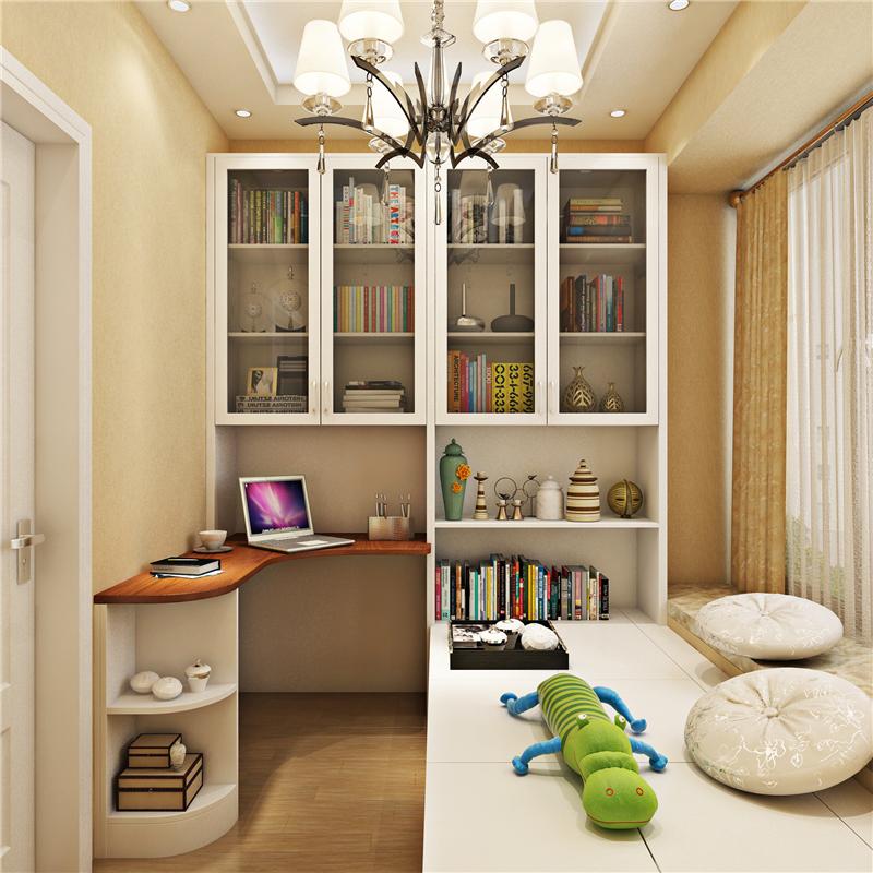 3D10117书房