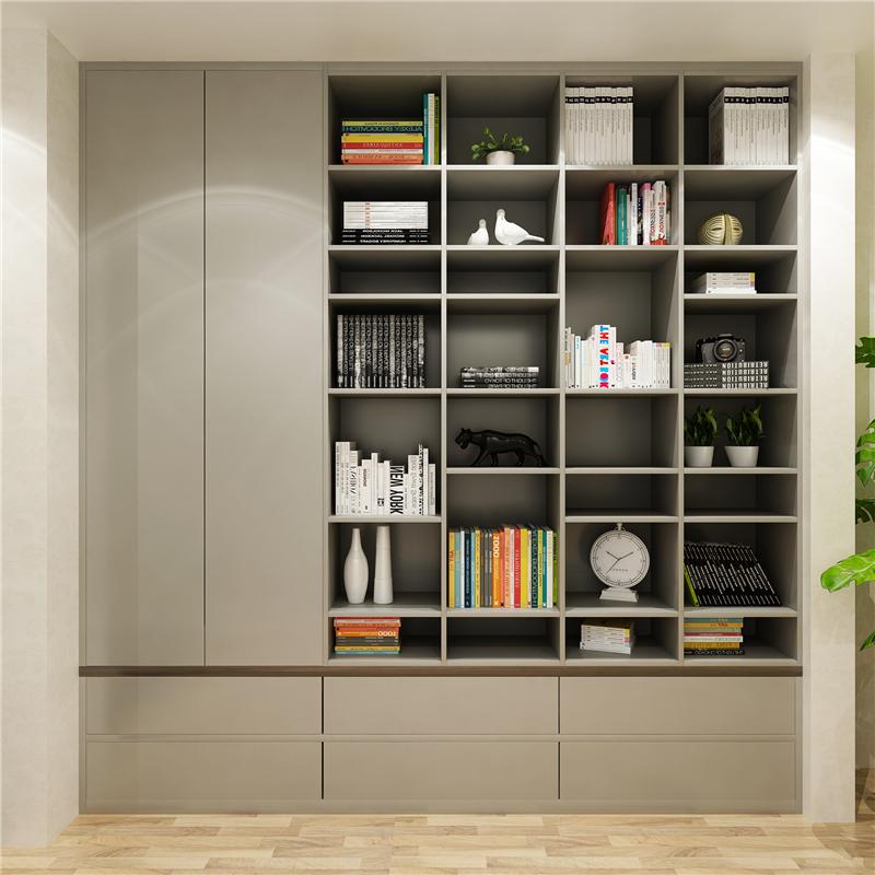 3D11111休闲区书柜