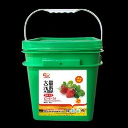 厂家供应草莓专用桶装粉剂大量元素水溶肥 高钾