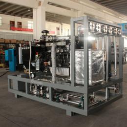 四川猪场专用50kw千瓦燃气发电机供应 废气回收甲烷发电机组