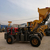 铲重2吨的巷道装载机矿用小铲车石头矿巷道隧道专用铲车缩略图2