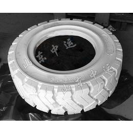 垦利市充气实心工程轮胎厂家直销