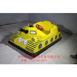 厂家直销儿童电动车童车双驱动广场坦克车可坐