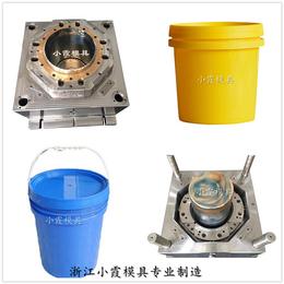 黄岩塑胶注射模具19L包装桶模具值得信赖