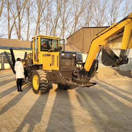 移树机-中首叉车 铲车安装移树机