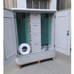 冷轧板材质落地式288芯光缆交接箱