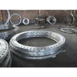 襄樊S30403不锈钢大口径卷制法兰大型制造商