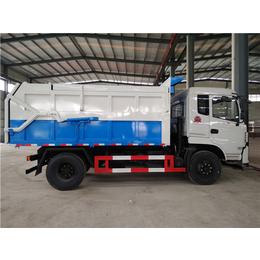清运垃圾污泥12方含水污泥运输车价格