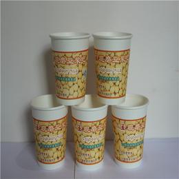 挚诚早餐豆浆纸杯 江西纸杯订制缩略图