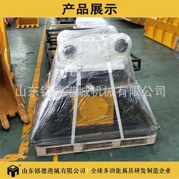基建工程修路用的 挖机振动夯 平板液压夯 面板夯