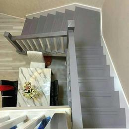 冠湘双色楼梯