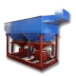 柏立松锯齿波跳汰机 选别贵金属锰渣铬渣矿山机械 细粒重选设备