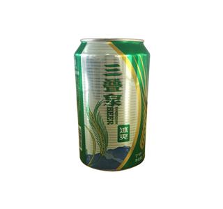 庐山三叠泉灌装500ml