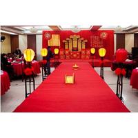 为什么西式婚礼喜欢用白色而中式喜欢红色