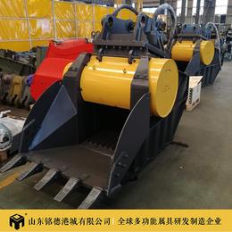 西安徐工鄂式破碎斗 移动碎石机械 厂家直销