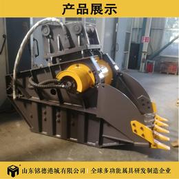 武汉移动式石子机混凝土 破碎安全可靠