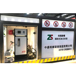撬装式加油站设备-贵州撬装式加油站-中盛能源企业(查看)