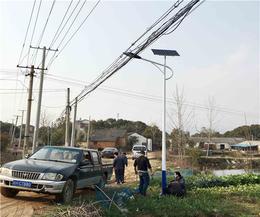 合肥太阳能路灯-安徽普烁路灯厂家-太阳能路灯多少钱一个