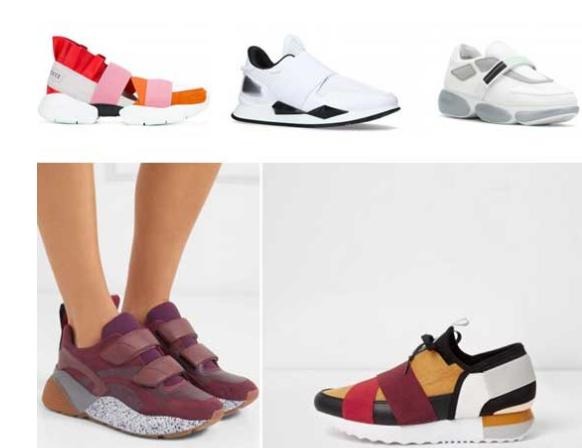 今年将有哪些热门鞋类趋势?