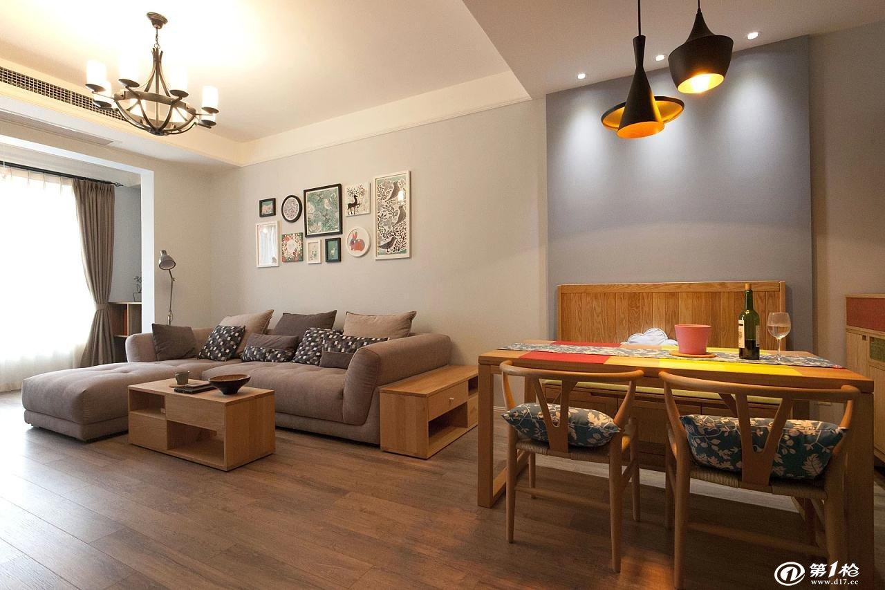 北欧风格松木家具 打造异域风情舒适家居生活
