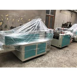 徐州热切制袋机-卓越机械-热切制袋机流程