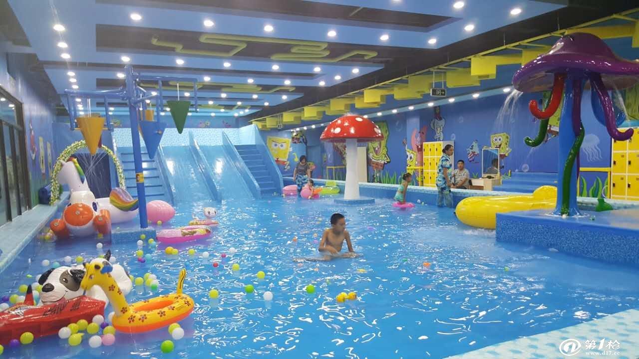 儿童室内水上乐园打开儿童市场的新格局