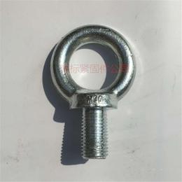 石标牌M6-M180 4.8级镀锌 GB825-88吊环螺栓